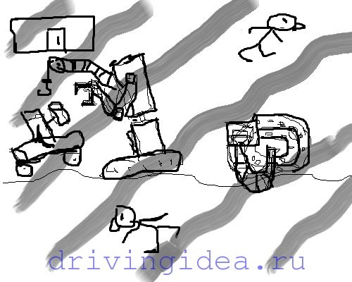 Abnormal things go to the fields-The adventures of abnormal things-drivingidea.ru