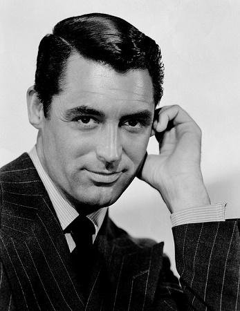 Cary Grant movie actor